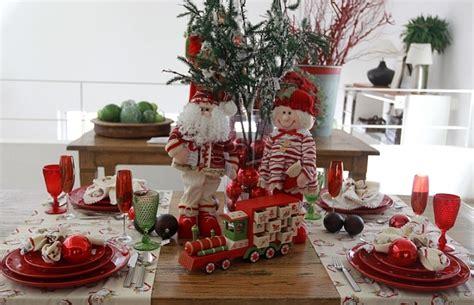 decorar mesa de natal decora 231 227 o mesa natal