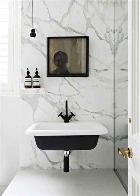 black bathroom fixtures decorating ideas maison moderne et citadine 224 melbourne vivons maison
