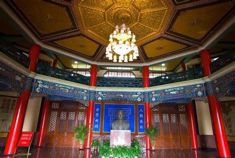 drsun yat sens mausoleum nanjing zhongshan ling