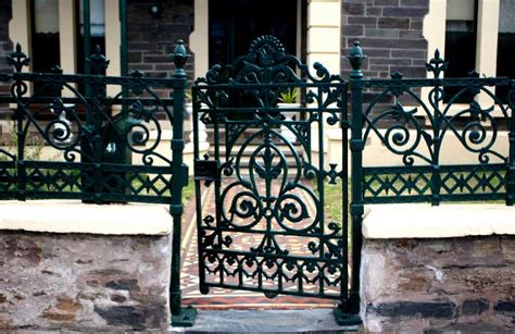 wrought iron fence read my experience and tips
