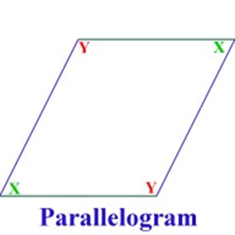 printable area definition parallelogram printable coloring pages
