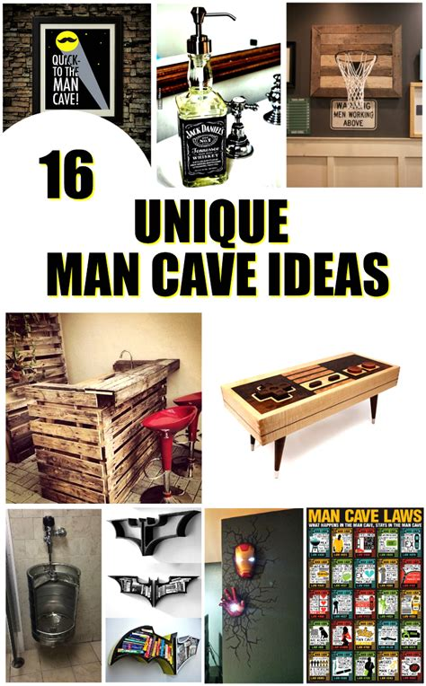man cave gift ideas 16 unique man cave ideas you will love