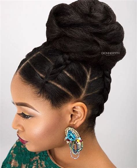 Hairstyles For Black Hair by Best 25 Black Hairstyles Ideas On Hairstyles
