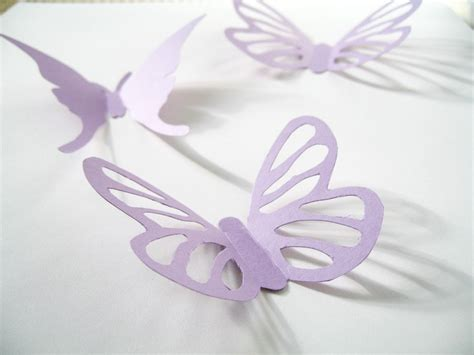 How To Make A 3d Paper Butterfly - 15 3d paper butterflies 3d butterfly wall paper wall