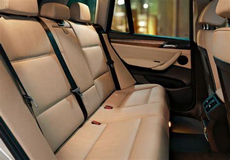 Bmw Interior Seats by Bmw X3 Rear Seats Interior Picture Carkhabri