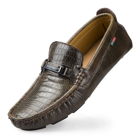 brand loafers autumn s loafers brand mens shoes fashion s