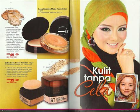 Harga Pac Liquid Foundation ma zaqk collections sendayu tinggi products cosmetics
