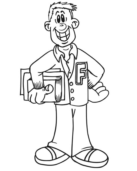 Family Coloring Page College Student Coloring Page Coloring Pages For Students
