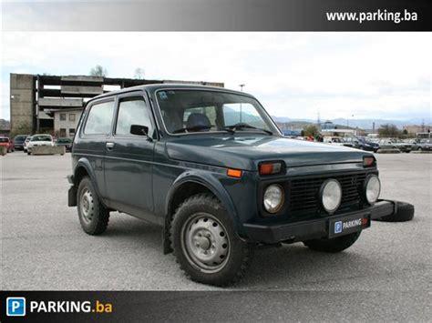 Lada Niva Polovna Lada Niva 1 7i 4x4 Sarajevo Parking Ba Autopijaca