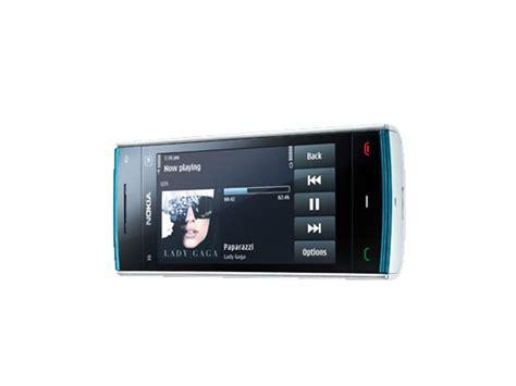Touchscreen Nokia X6 nokia x6 touch screen phone xcitefun net