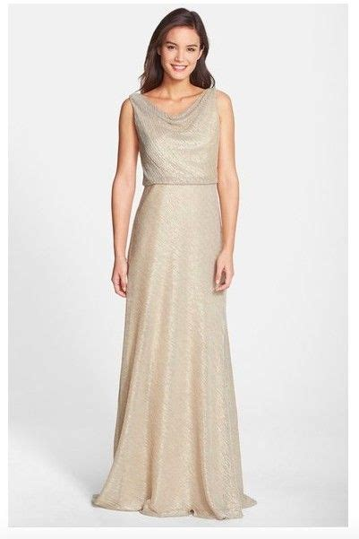 Dresses C 1 2 3 by Gold Knit Madelyn Formal Bridesmaid Mob Dress Mob