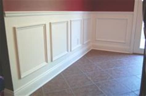chair rail and shadow boxes 1000 images about dining room chair rails on