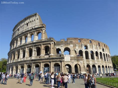 best attractions rome top ten attractions in rome driverlayer search engine