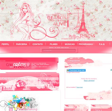 templates para blogger download template blogspot free download by paula bunny on deviantart