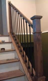 Home Depot Stair Railings Interior 1000 Images About Railing On Stair Railing Kits Home Depot And Iron Railings