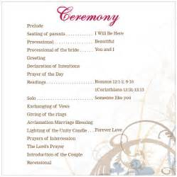 wedding anniversary program 13 25th wedding anniversary program template images vow renewal wedding program template