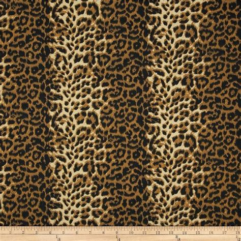 leopard print shower curtain designer fabric shower curtain animal leopard print cotton