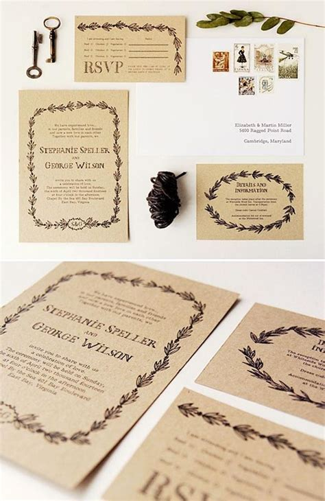 Fall Wedding Invitations Sles by Free Printable Fall Wedding Invitations Wedding