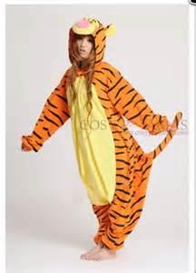 Ebay Duvet Sets Classic Tigger Kigurumi Animal Costume Pajamas