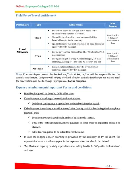 company travel policy template pics for gt company policy template