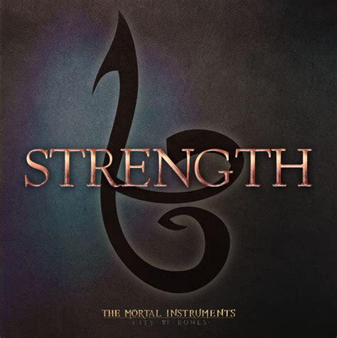 official rune art strength tmi source