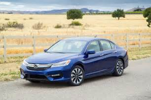 2017 honda accord hybrid gets more power improved