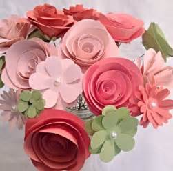 paper flower centerpieces wedding ideas
