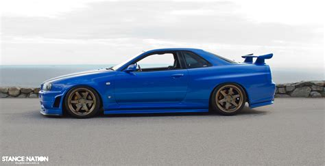 stanced nissan skyline the gallery for gt stanced skyline r34