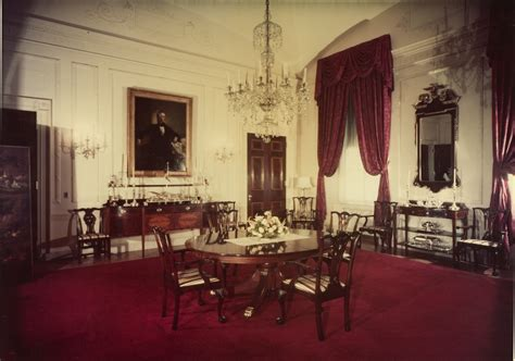the breakfast room the family dining room made new again whitehouse gov