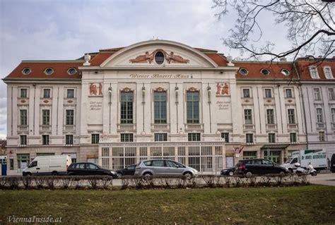 wiener konzerthaus backstage viennainside at - Foyer Konzerthaus