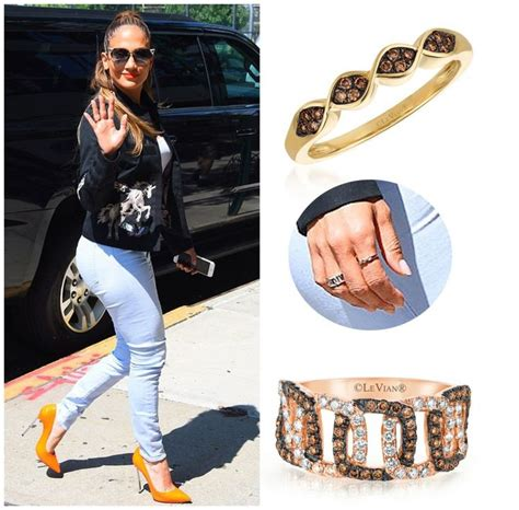 124 Best Images About Who S Wearing Le Vian 174 On Pinterest