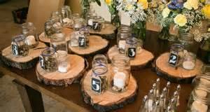 rustic wood wedding centerpieces rustic wooden centerpieces tradesy weddings