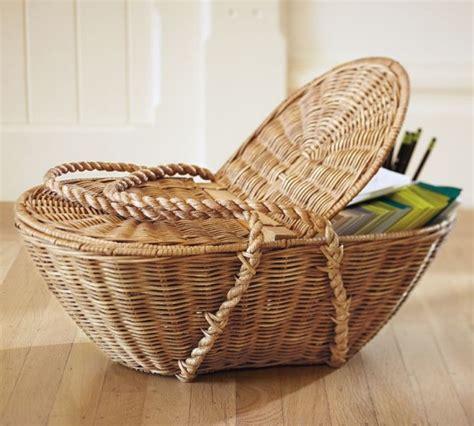 Pottery Barn Picnic Basket jacquelyne picnic basket traditional picnic baskets by pottery barn