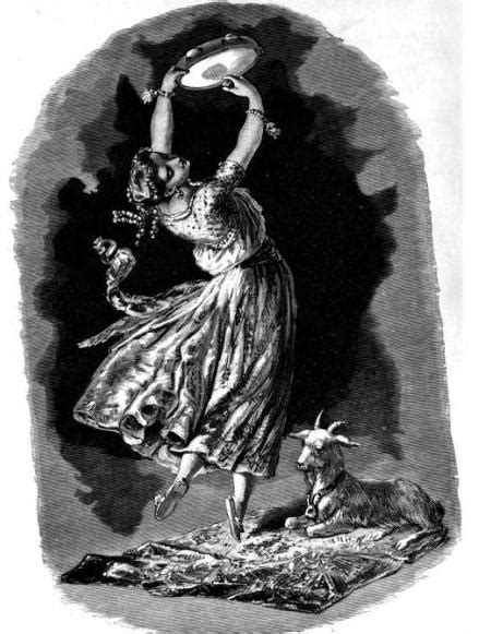Esmeralda (The Hunchback of Notre-Dame) - Wikipedia