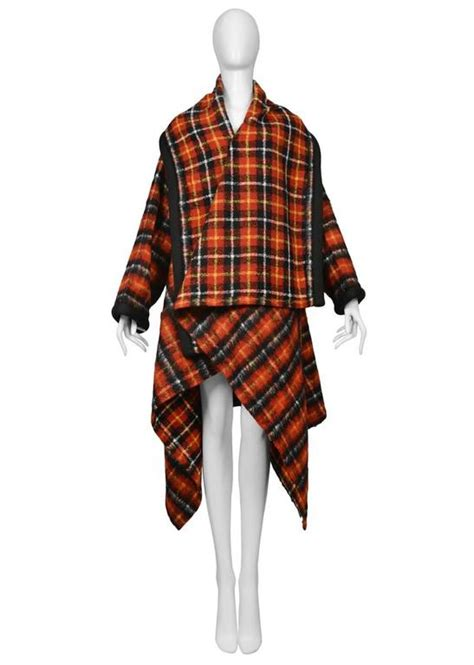 Trim Velvet Padded Coat jean paul gaultier tartan cape coat at 1stdibs