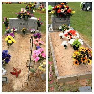 funeral phlet ideas 1000 ideas about cemetery decorations on grave decorations cemetery flowers and