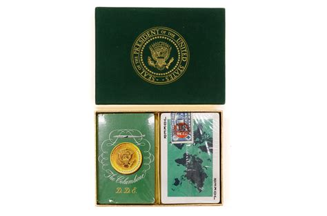 Airline Gift Card - air force one playing cards air mobility command museum