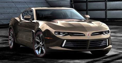 2020 buick trans am could we see a 2018 buick firebird trans am car
