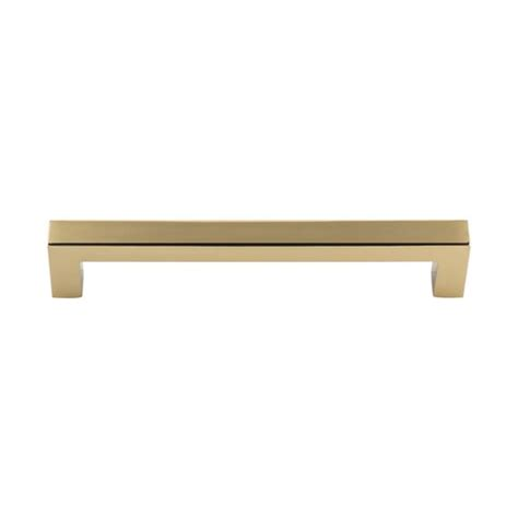 Atlas Cabinet Hardware by Atlas Homewares Successi Pull 5 1 16 Quot C C Gold A874