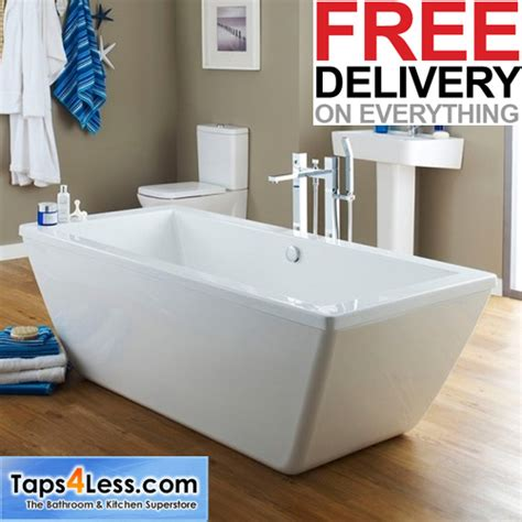 bathroom 4 less premier square freestanding baths bathroom news
