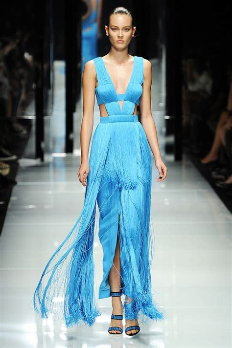 Frock Horror Of The Week Catwalk 8 by Versace 2011 Rtw Review Fashion Week Runway