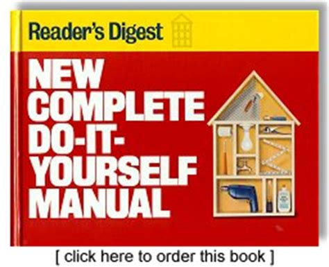 home improvement books do it yourself construction