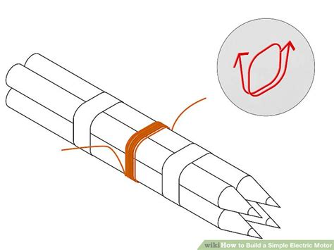 how to make a simple motor with a magnet how to build a simple electric motor 10 steps with pictures