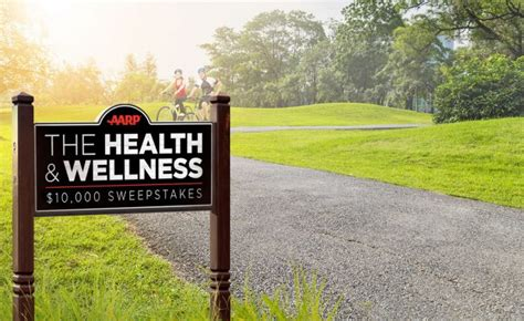Health Sweepstakes - sweepstakeslovers daily aarp ford more
