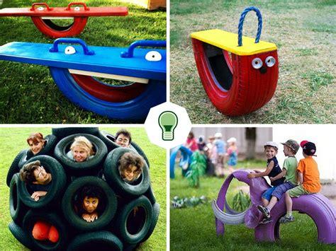 jeux pour enfants en pneus 1001pneus le