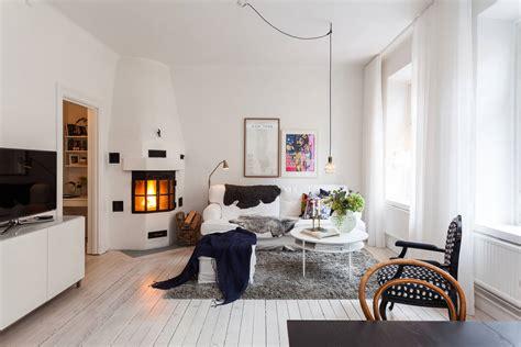 chimenea en un piso la buhardilla decoraci 243 n dise 241 o y muebles una preciosa