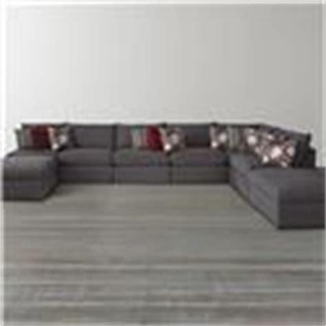 bassett modular sectional sofa bassett beckham 3974 3974 usect8 custom modular u shaped