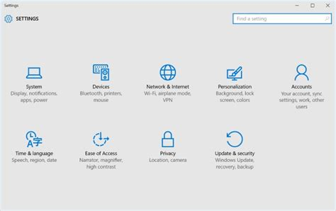 how to control windows 10 the settings guide makeuseof amazing windows 10 shortcuts to individual settings