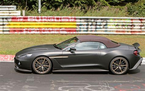 Aston Martin Zagato For Sale by Aston Martin Vanquish Zagato Volante And Speedster 2018