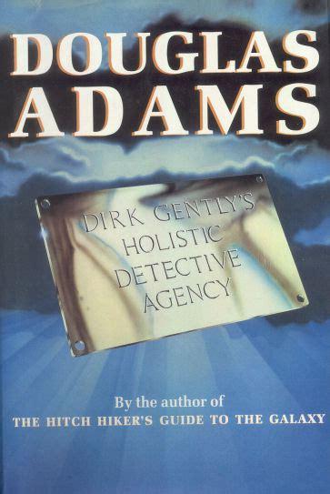 libro douglas adams dirk bbc america greenlights dirk gently s holistic detective agency ign